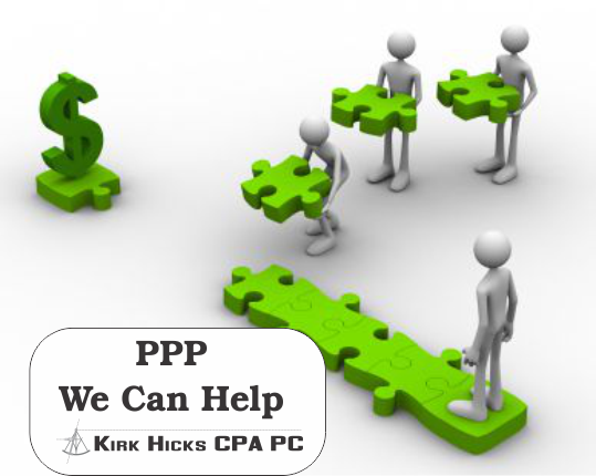 Paycheck Protection Program – We Can Help!